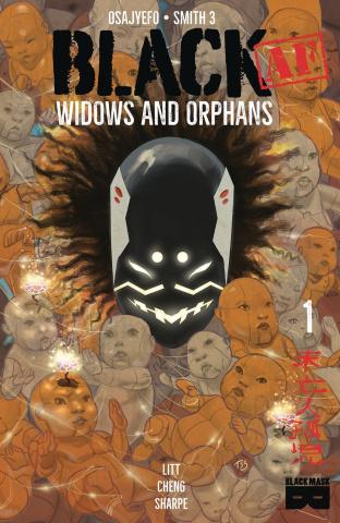 Black AF: Widows and Orphans #1