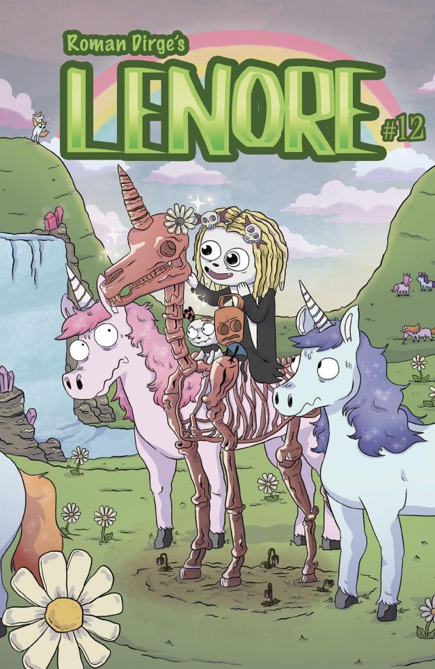 Lenore #1 (Graley Cover)
