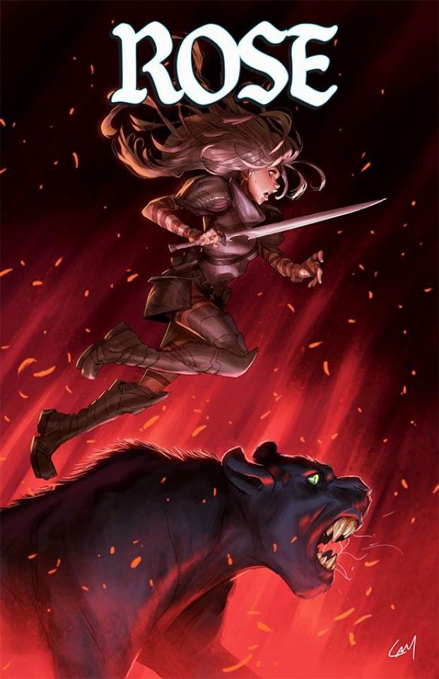 Rose #16 (Lam Cover)