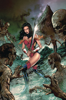 Grimm Fairy Tales #12 (Riveiro Cover)