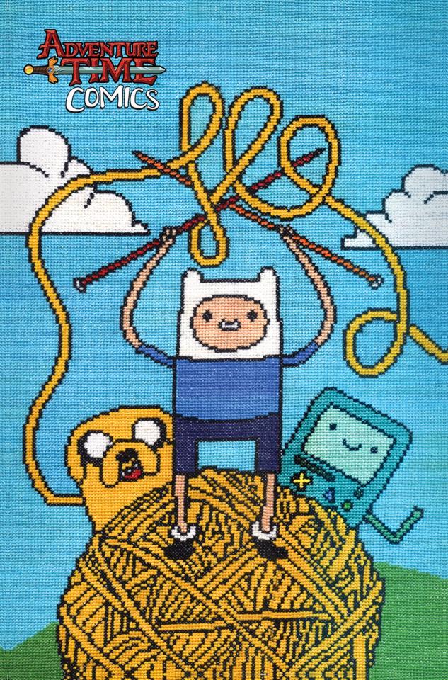 Adventure Time Comics #12 (15 Copy Faccini Cover)