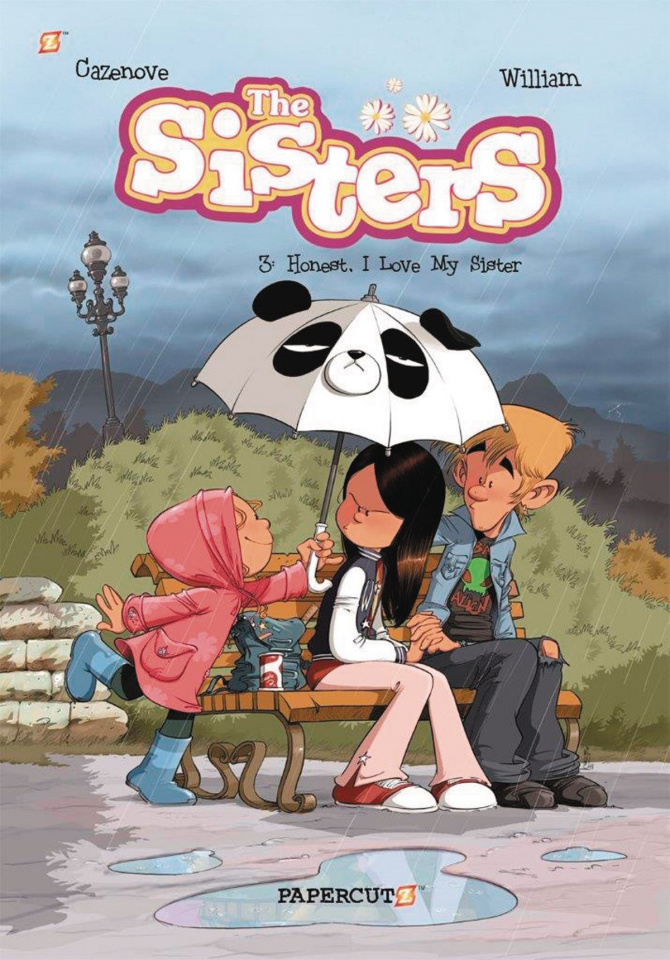 The Sisters Vol. 3: Honest. I Love My Sister
