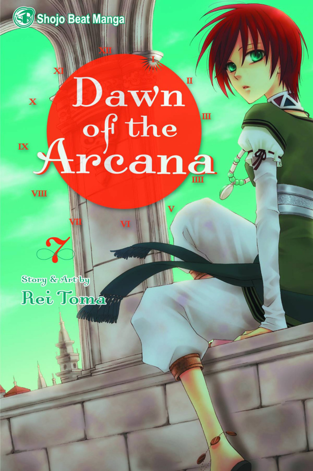 Dawn of the Arcana Vol. 7