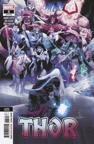 Thor #5 (Klein 2nd Printing)