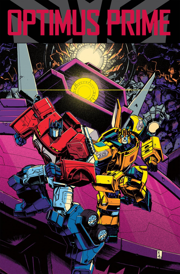 The Transformers: Optimus Prime Vol. 5