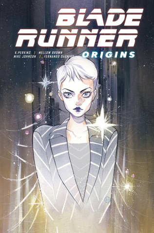 Blade Runner: Origins #2 (Momoko Cover)