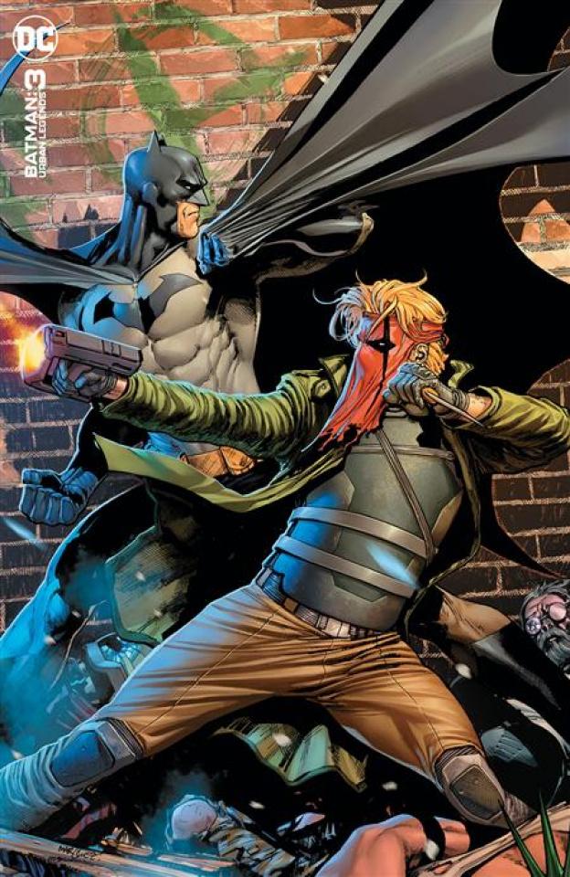 Batman: Urban Legends #3 (David Marquez Cover)