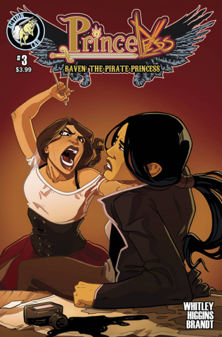 Princeless: Raven, The Pirate Princess #3