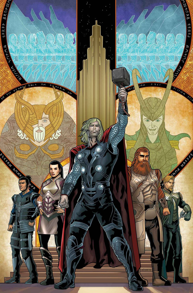 The Guide to the Marvel Cinematic Universe Thor