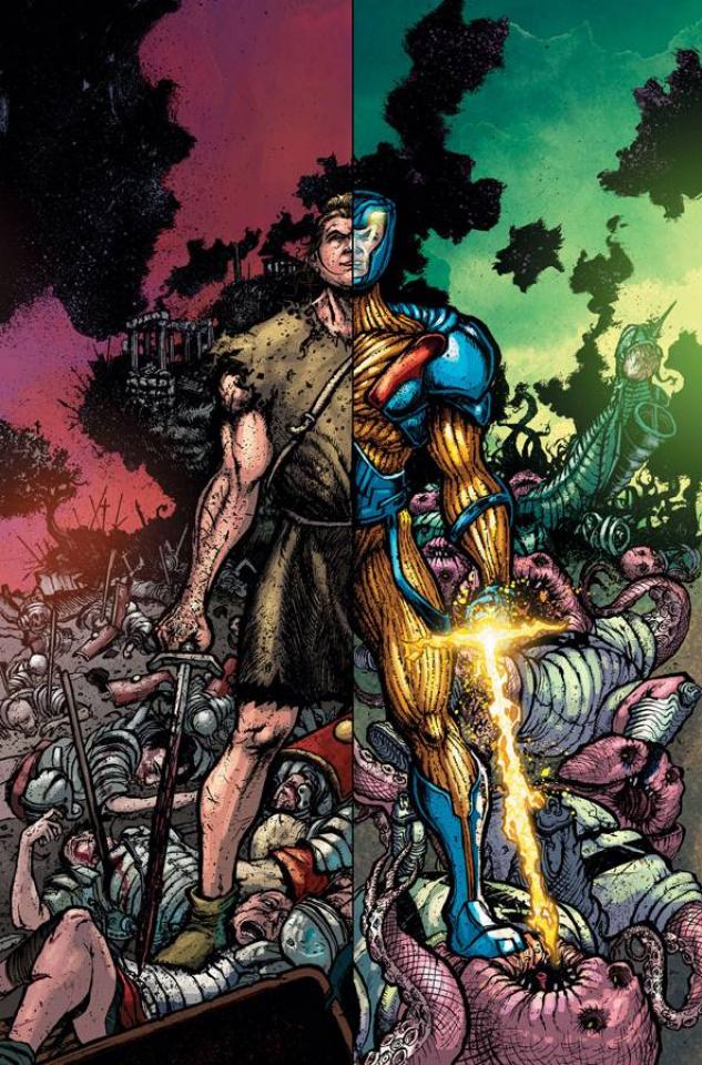 X-O Manowar #33 (Lee Cover)