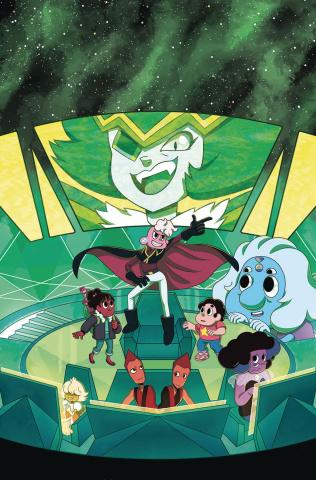 Steven Universe #25 (Pena Cover)