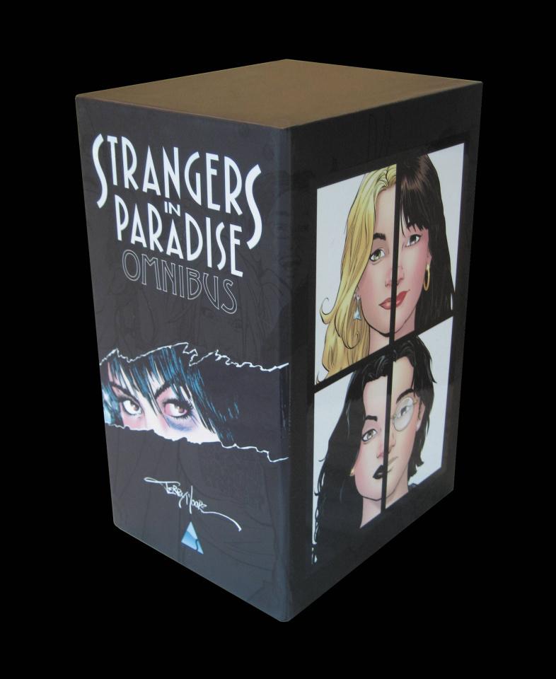 Strangers in Paradise Omnibus
