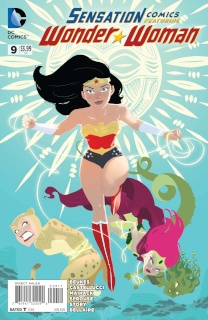 Sensation Comics Featuring Wonder Woman #9