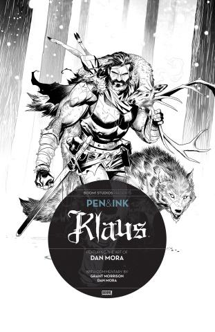 Klaus #1 (Pen & Ink)