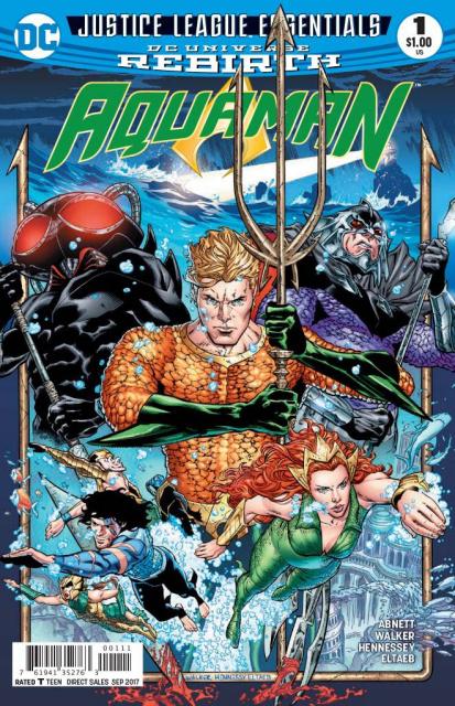 Justice League Essentials: Aquaman #1 (Rebirth)