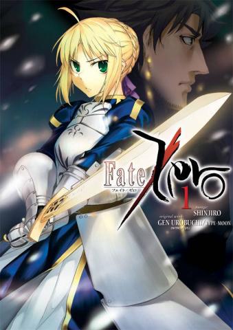 Fate Zero Vol. 1