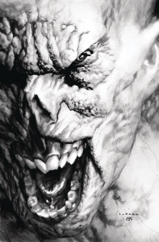 Harbinger: Renegade #6 (50 Copy B/W Sketch Cover)