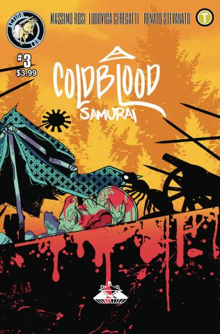A Cold Blood Samurai #3