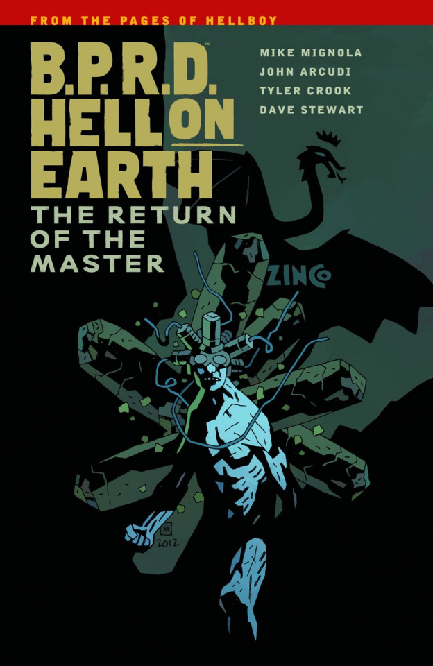 B.P.R.D.: Hell on Earth Vol. 8: The Return of the Master