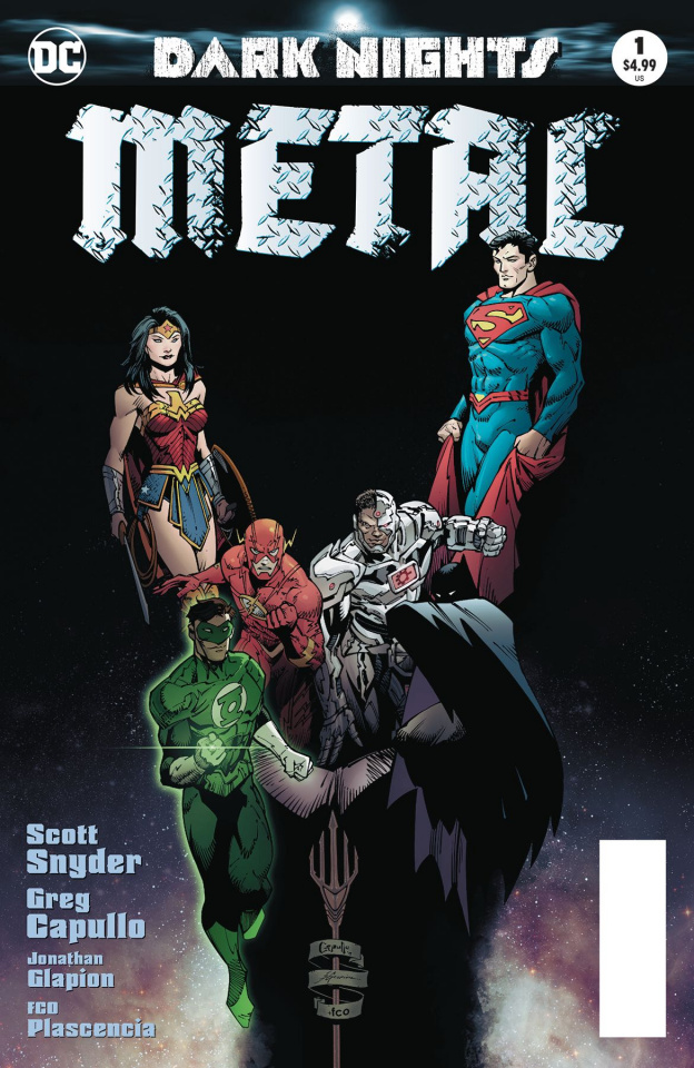 Dark Nights: Metal #1 (Dollar Comics)