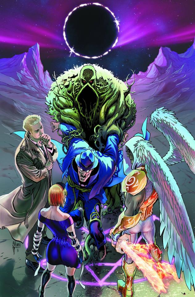 Trinity of Sin: The Phantom Stranger Vol. 3