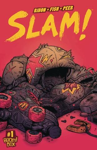 SLAM! #1 (2nd Printing)