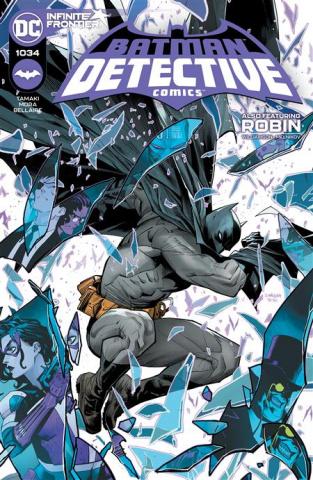 Detective Comics #1034 (Dan Mora Cover)