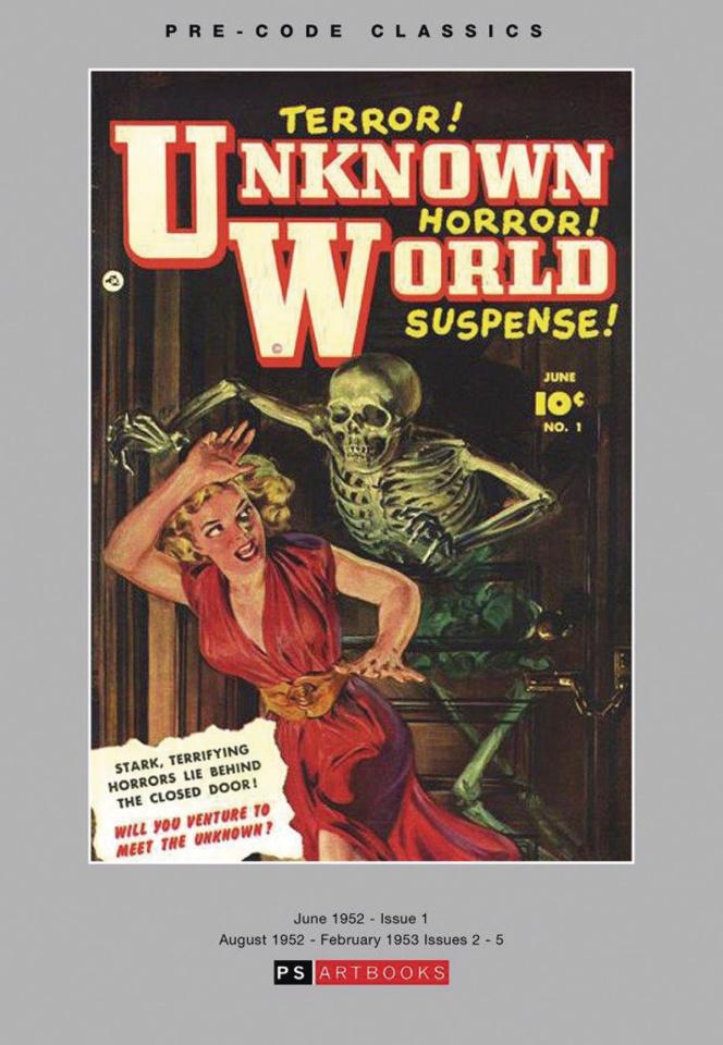 Unknown World: Strange Stories