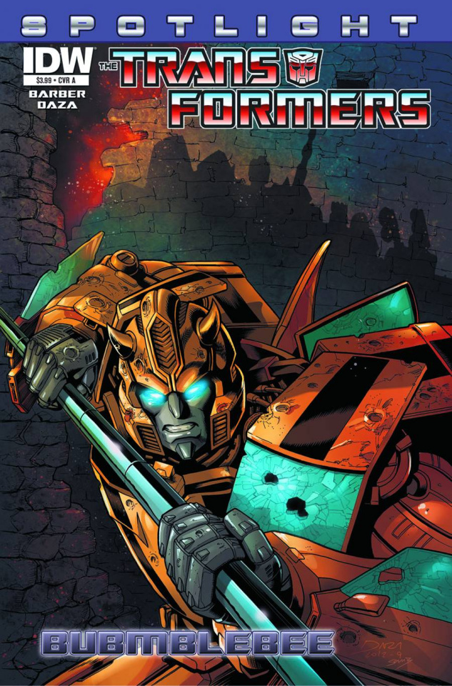 The Transformers Spotlight: Bumblebee #1