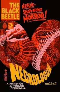 The Black Beetle: Necrologue #3