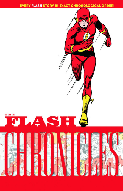 The Flash Chronicles Vol. 4