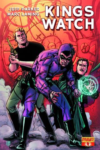 King's Watch #4