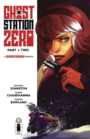 Ghost Station Zero #2 (Chankhamma Cover)