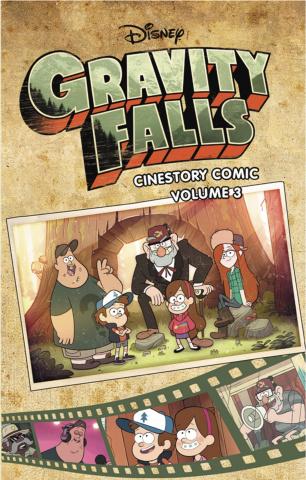 Gravity Falls Vol. 3