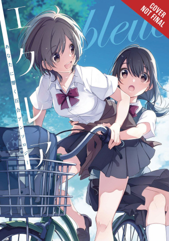 Eclair Bleue Resonates Heart Girls Love Yuri Anthology