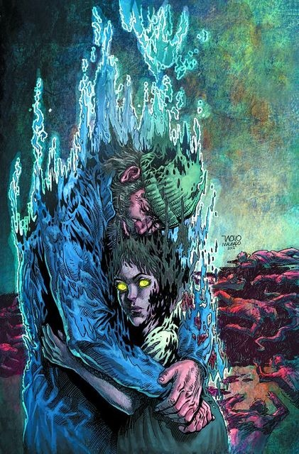 The Waking: Dream's End #4 (Malgapo Cover)