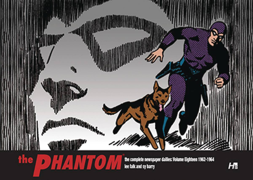 The Phantom: The Complete Newspaper Dailies Vol. 18: 1962-1964
