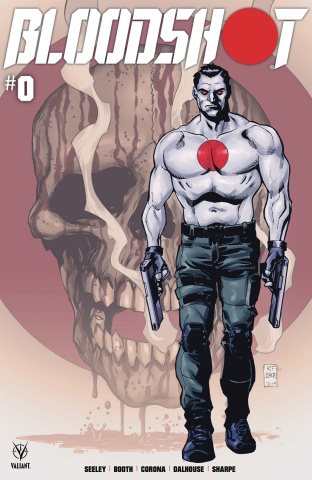 Bloodshot #0 (Bachs Cover)