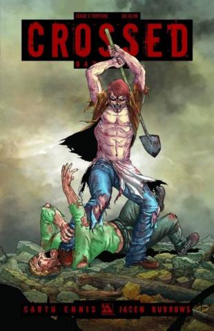 Crossed: Badlands #3 (Torture Cover)