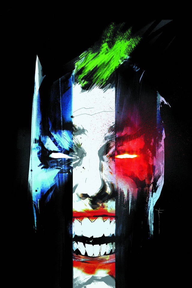 Batman / Superman #21 (The Joker Variant)