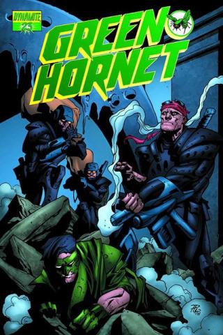 The Green Hornet #23