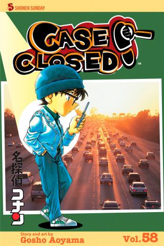 Case Closed Vol. 58