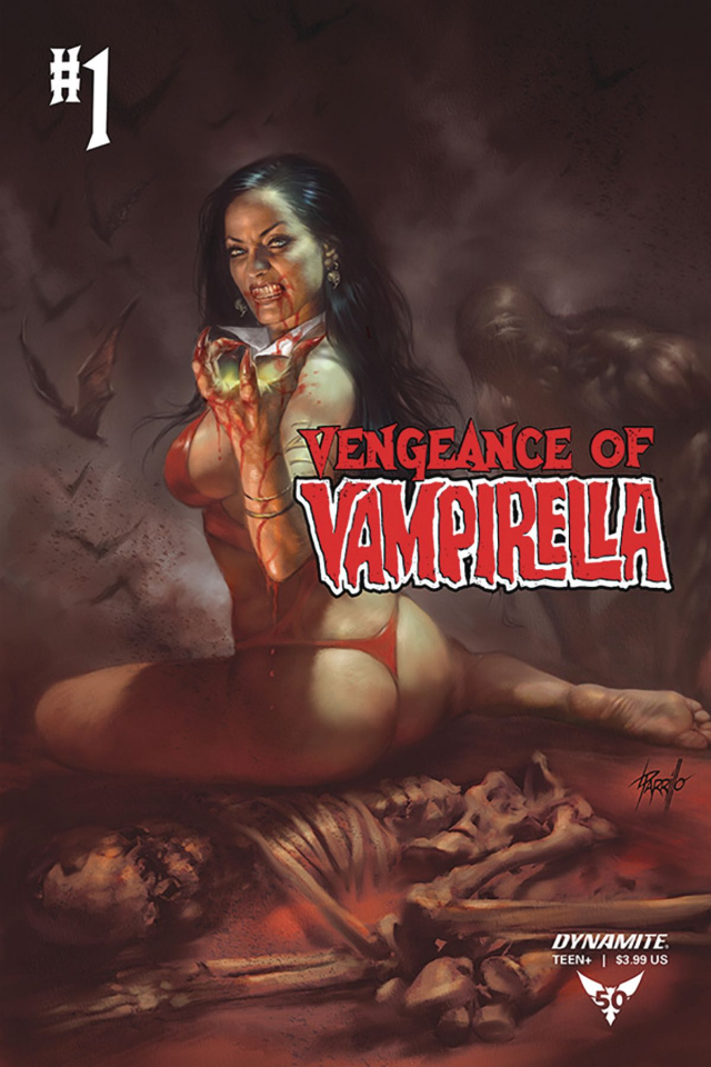 Vengeance of Vampirella #1 (Parrillo Cover)