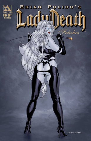 Lady Death: Fetishes