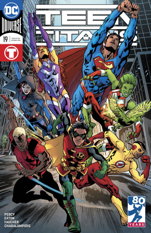 Teen Titans #19 (Variant Cover)
