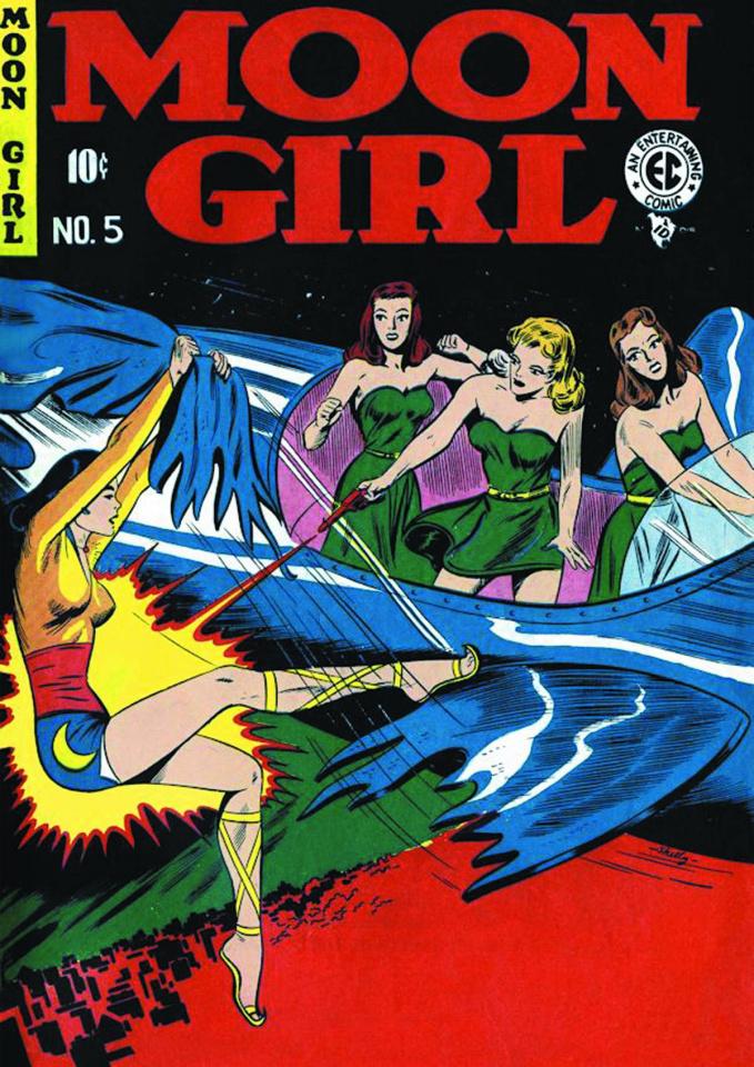 Moon Girl #5