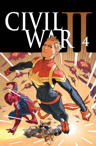 Civil War II #4