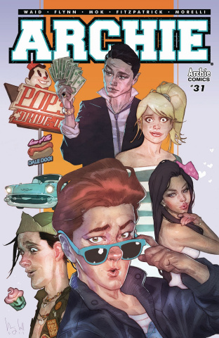 Archie #31 (Caldwell Cover)
