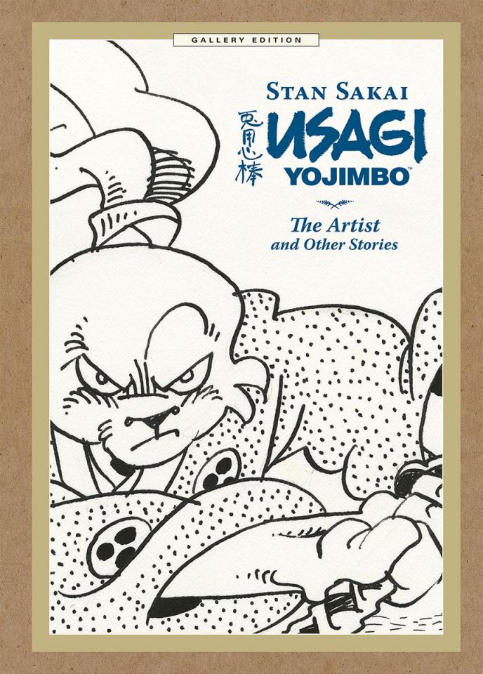 Usagi Yojimbo Vol. 2 (Gallery Edition)