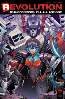 The Transformers: Till All Are One - Revolution #1